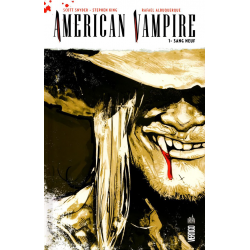 American Vampire - Tome 1 - Sang neuf