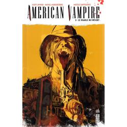 American Vampire - Tome 2 - Le diable du désert