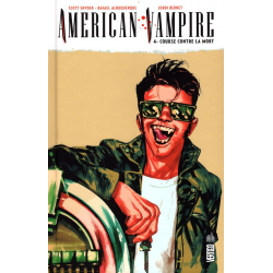 American Vampire - Tome 4 - Course contre la mort