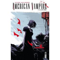 American Vampire - Tome 5 - La liste noire