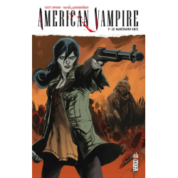 American Vampire - Tome 7 - Le Marchand Gris