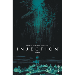Injection - Tome 1 - Tome 1