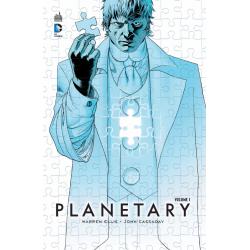 Planetary (Urban comics) - Tome 1 - Volume 1
