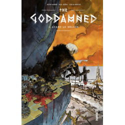 Goddamned (The) - Tome 1 - Avant le déluge