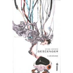 Descender - Tome 2 - Lune mécanique