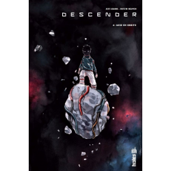 Descender - Tome 4 - Mise en orbite