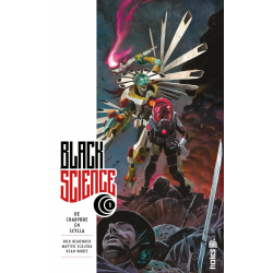Black Science - Tome 1 - De Charybde en Scylla