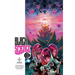 Black Science - Tome 2 - La Boîte de Pandore