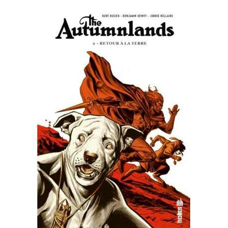 Autumnlands (The) - Tome 2 - Retour à la terre
