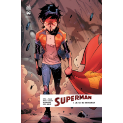 Superman Rebirth - Tome 1 - Le Fils de Superman