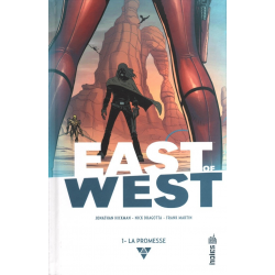 East of West - Tome 1 - La Promesse