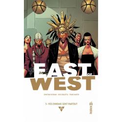 East of West - Tome 5 - Vos ennemis sont partout