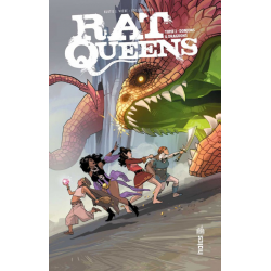 Rat Queens - Tome 1 - Donjons & draguons