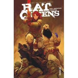 Rat Queens - Tome 2 - Quatre filles et un poulpe