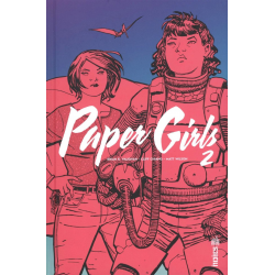 Paper Girls - Tome 2 - Tome 2