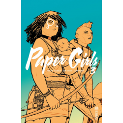 Paper Girls - Tome 3 - Tome 3