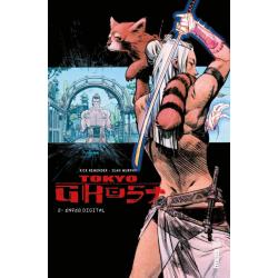 Tokyo Ghost (Remender/Murphy) - Tome 2 - Enfer digital