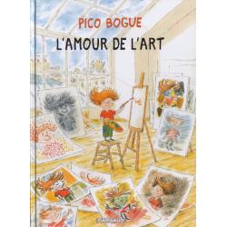 Pico Bogue - Tome 10 - L'Amour de l'art