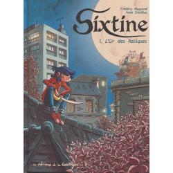 Sixtine - Tome 1 - L'Or des Aztèques