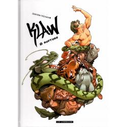 Klaw - Tome 4 - Rupture
