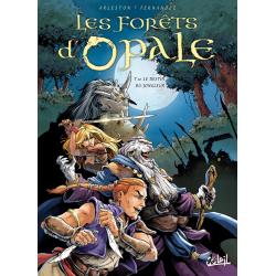 Forêts d'Opale (Les) - Tome 10 - Le Destin du jongleur