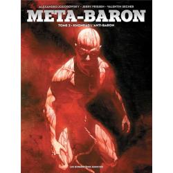 Méta-Baron - Tome 2 - Khonrad l'Anti-Baron