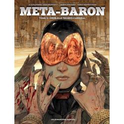 Méta-Baron - Tome 3 - Orne-8 le Techno-Cardinal