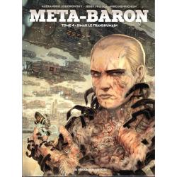 Méta-Baron - Tome 4 - Simak le Transhumain