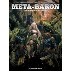Méta-Baron - Tome 5 - Rina la Méta-Gardienne
