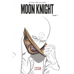 Moon Knight (100% Marvel - 2017) - Tome 1 - Bienvenue en Nouvelle Égypte