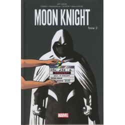 Moon Knight (100% Marvel - 2017) - Tome 2 - Incarnations