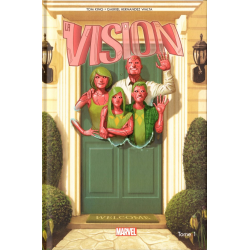 Vision (La) - Tome 1 - Un peu moins qu'un homme
