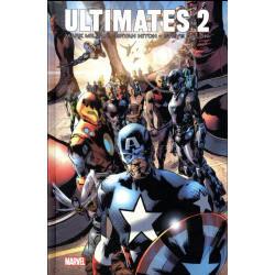 Ultimates (Marvel Deluxe) - Tome 2 - Secret d'État
