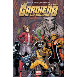 All-New Les Gardiens de la galaxie (Marvel Now!) - Tome 1 - Empereur quill