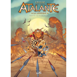 Atalante - La Légende - Tome 10 - Les Hordes de Sargon
