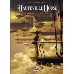 Hauteville House - L'Intégrale - Tomes 1 à 4