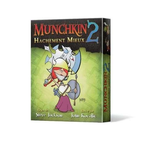 Munchkin (2e éd.) 2 : Hachement Mieux