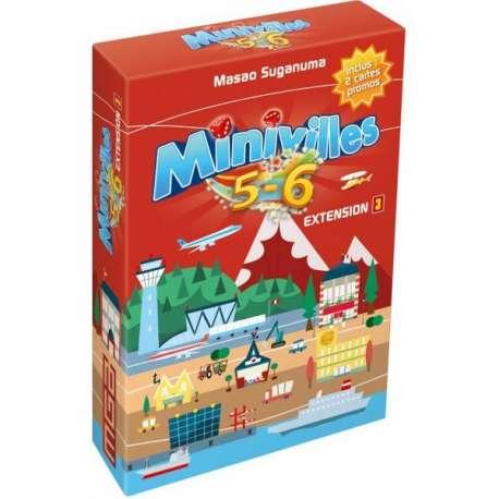 Minivilles : 5/6 joueurs