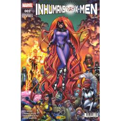 Inhumans vs X-Men - Tome 2 - Chapitre 2