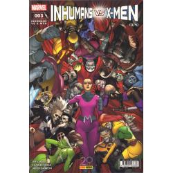 Inhumans vs X-Men - Tome 3 - Chapitre 3