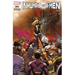 Inhumans vs X-Men - Tome 4 - Chapitre 4