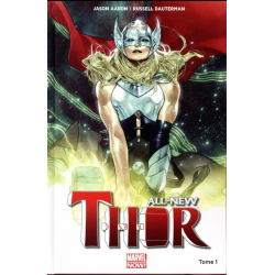 All-New Thor - Tome 1 - Le tonnerre dans les veines