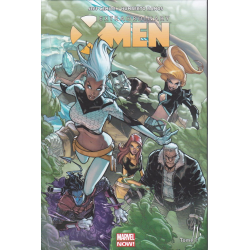 Extraordinary X-Men - Tome 1 - Refuge-X