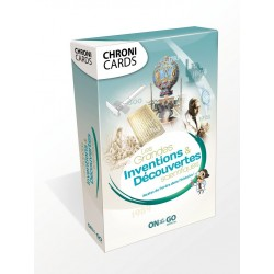 Chronicards Inventions et découvertes