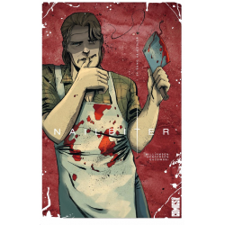 Nailbiter - Tome 1 - Le Sang va couler
