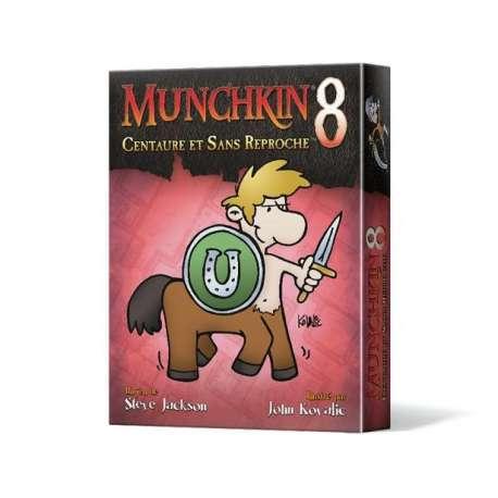 Munchkin (2e éd.) 8 : Centaure et Sans Reproche
