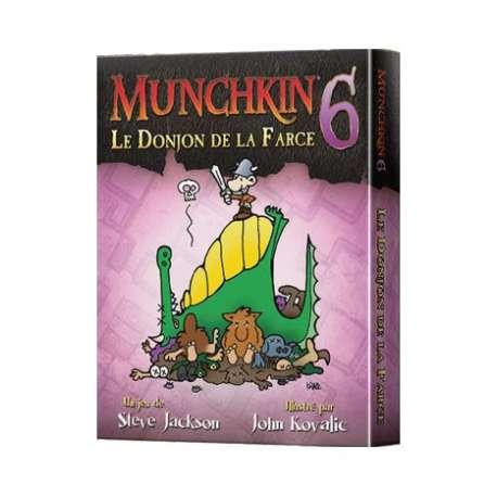 Munchkin (2e éd.) 6 : Le Donjon de la Farce