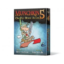 Munchkin (2e éd.) 5 : On Zeu Rôde Again