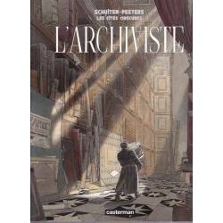Cités obscures (Les) - L'archiviste