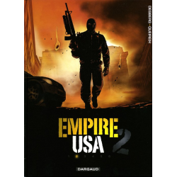 Empire USA - Tome 8 - Saison 2 - Tome 2